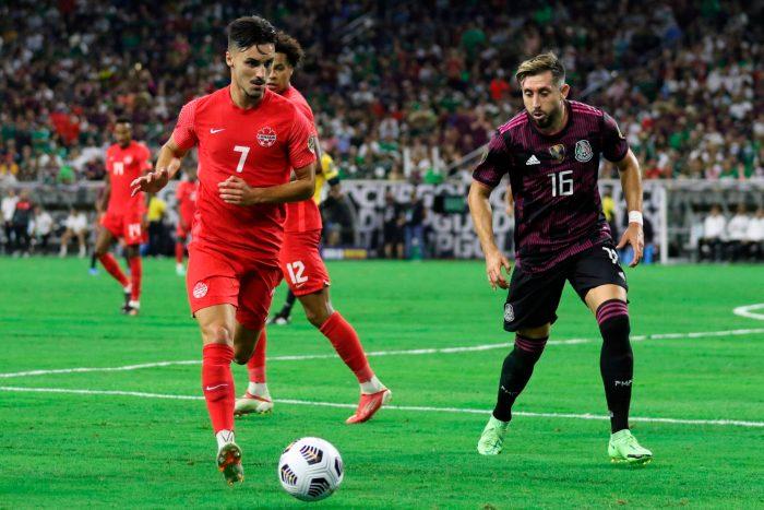 VIDEO: ¡Herrera mete a México en la final en el 99' con este golazo!