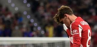 VIDEO: ¡Griezmann acaba llorando en el vestuario!