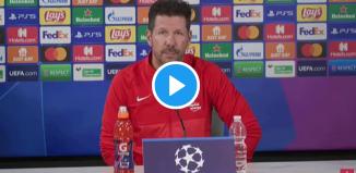 VIDEO: La genial respuesta viral de Simeone a Klopp