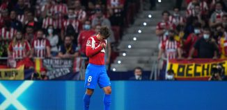 VIDEO: ¡La ovación a Griezmann del Metropolitano!