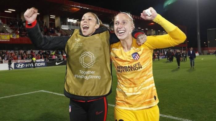 Las cinco salidas del Atlético de Madrid 1