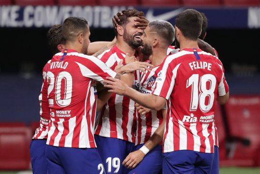 VIDEO: El gol de Diego Costa narrado por Movistar La Liga
