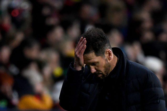La lista de fichajes de Simeone en el Atlético para el 2021