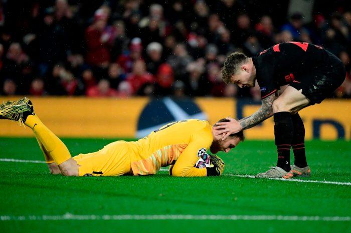 Oblak es Atleti: no hay cláusula que pague este momento en Anfield