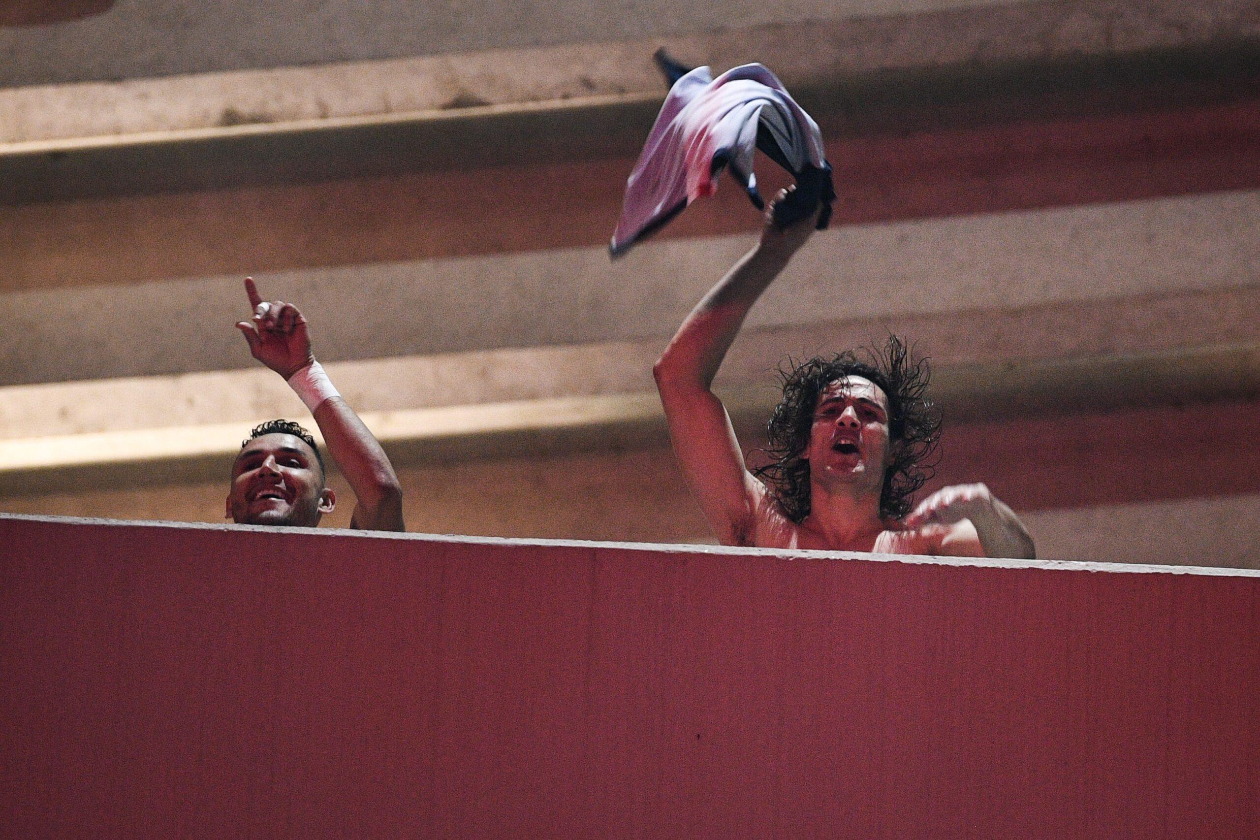 Cavani ya se despide del PSG: ¿Al Atlético?