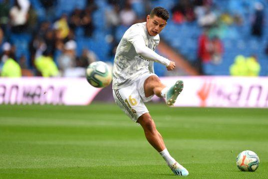 James, dejará Real Madrid por Atlético.