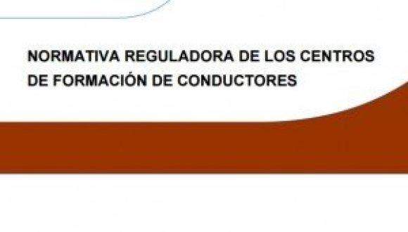 reglamento autoescuelas