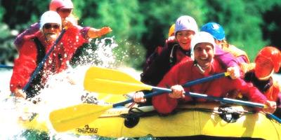Rafting Intermedio