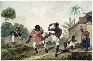 Capoeira de Earle