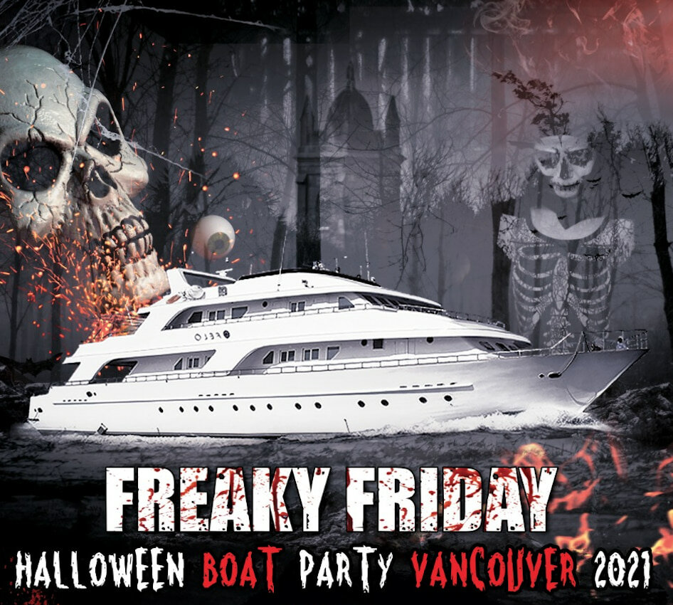 On september 30th, take time to reflect and take action for a national day of truth and reconciliation. Freaky Friday Halloween Boat Party Vancouver 2021 | Burrad Queen, 760 Pacific Blvd, Vancouver ...