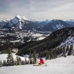 Lift Chairs Edmonton Ab U Shaped Chair Slipcovers Mt Norquay Ski Resort Banff National Park Alberta Canada: A Trip Guide