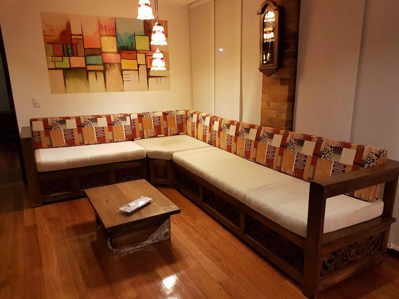 sofa cama bogota venta leather power recliner canada muebles rústicos bogotá cedritos guarda bosques