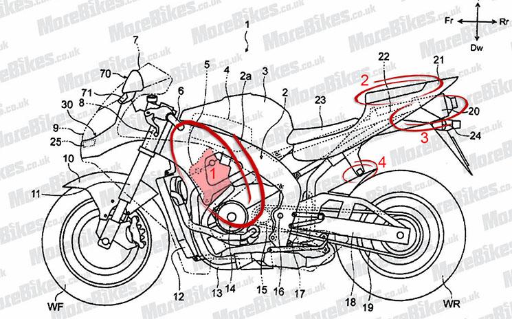 ¿Vuelve la Honda CBR 600 RR?