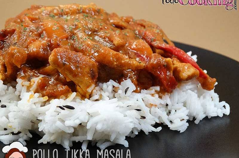 Pollo-Tikka-Masala