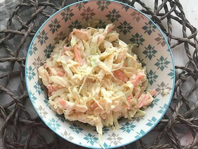 Coleslaw - ensalada de col