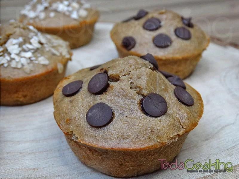 Muffins de avena y platano 03