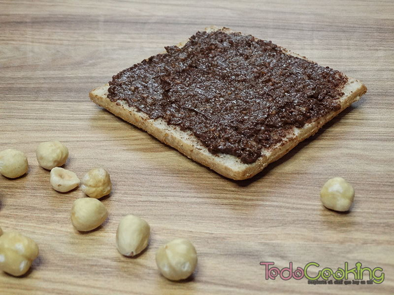 Nutella saludable casera 01