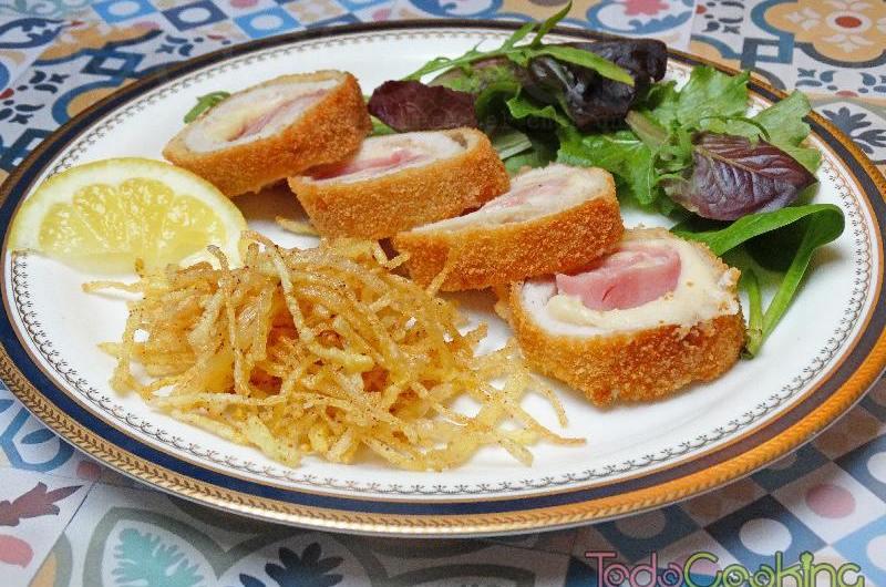 Cordon Bleu de pollo 02