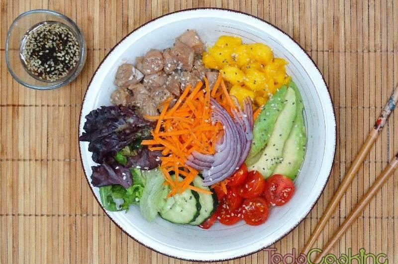 Poke bowl de salmon 03
