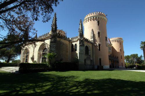 Foto: Castillo de Viñuelas.