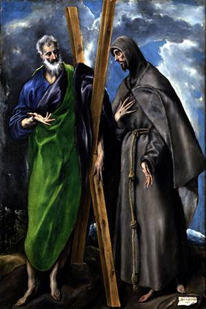 El Greco obras de arte manierista pinturas del Renacimiento