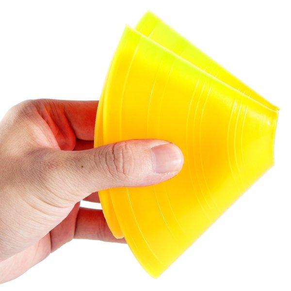 Race Cones for Racing Drone Competition, Orange y amarillo (595)