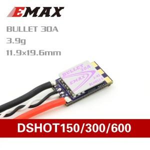 EMAX D-SHOT Bullet Series 30A 2-4S BLHELI_S (470)