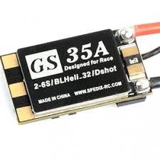 Spedix GS35 35A 2-6s BLHeli_32 Dshot ESC (587)