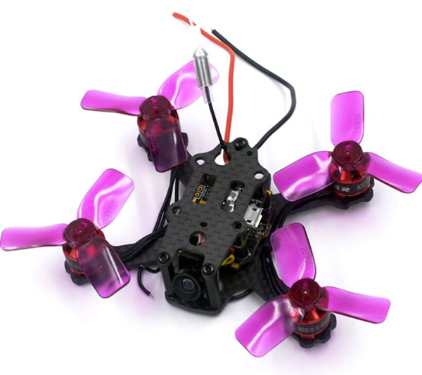 TD 88mm Micro Frame drone FPV (363)