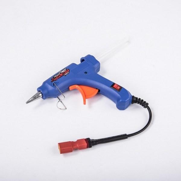 Pistola de pegamento caliente para sellado y reparación rápida (594)