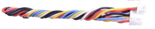 5 pin silicone cable for TBS UNIFY PRO HVRace Runcam (526)