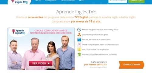 APRENDE INGLES TVE