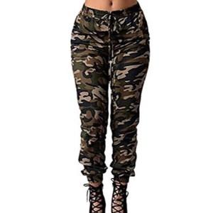 pantalon militar de mujer