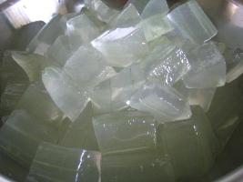 gel de aloe vera puro