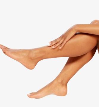 Maquillaje para piernas