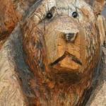 figura tallada en madera