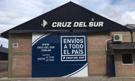 Cruz del Sur abre una nueva sucursal en San Martín de los Andes