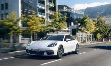 El novedoso Panamera Sport Turismo se adelanta al Salón de Ginebra
