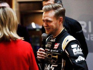 Kevin Magnussen, piloto de Haas