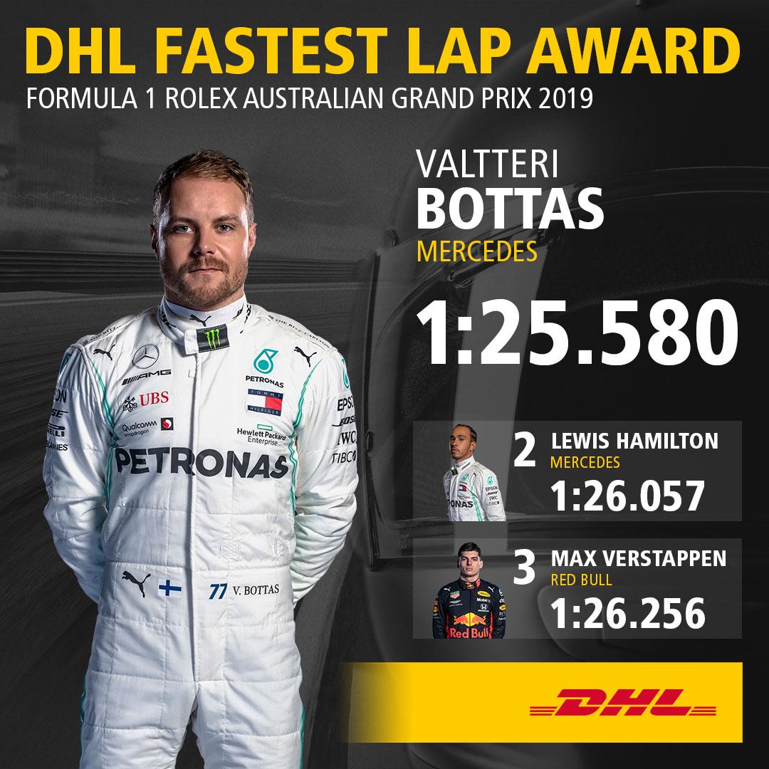 Bottas quiere ser el piloto más rápido de la temporada