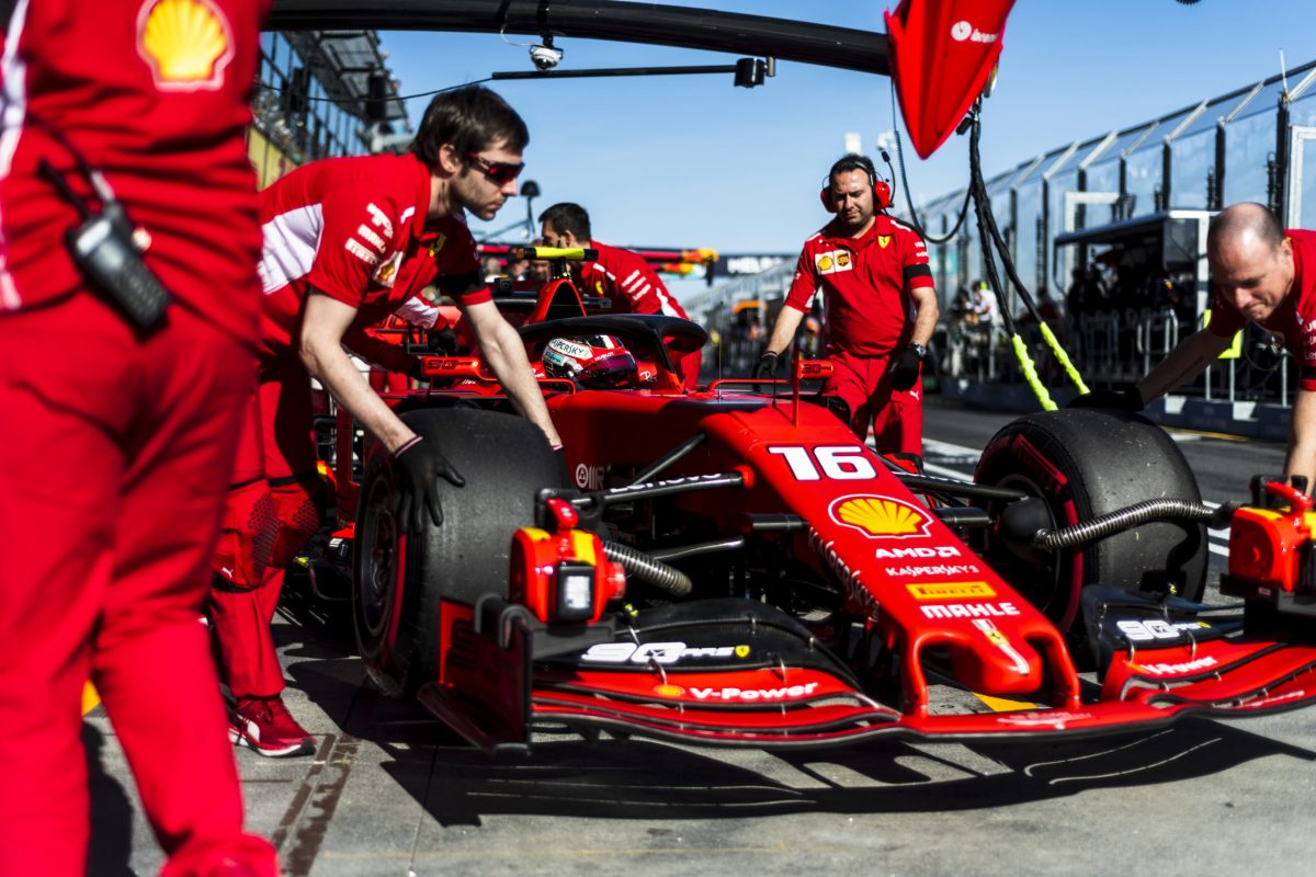 Cinco teorías para explicar la crisis de Ferrari