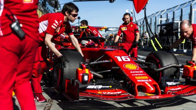 Ferrari Australia