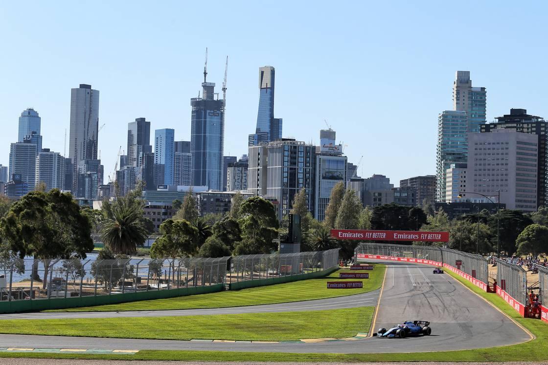 Directo Gran Premio Australia 2019