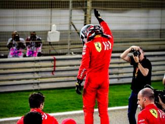 Leclerc pole Bahrein