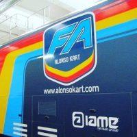 Alonso Kart Racing Team, el nuevo proyecto de karting de Fernando