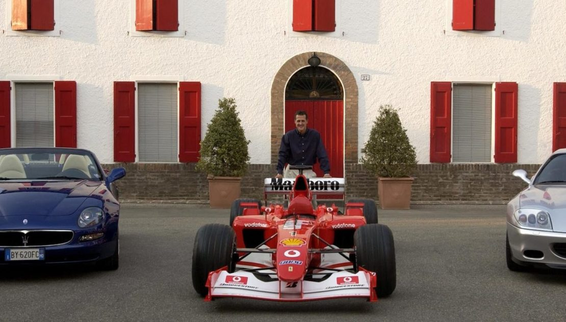 Michael Schumacher 2002