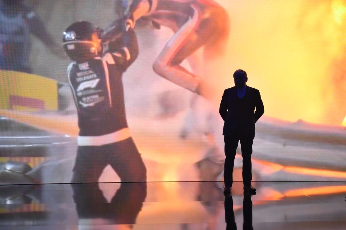 Grosjean FIA 2020
