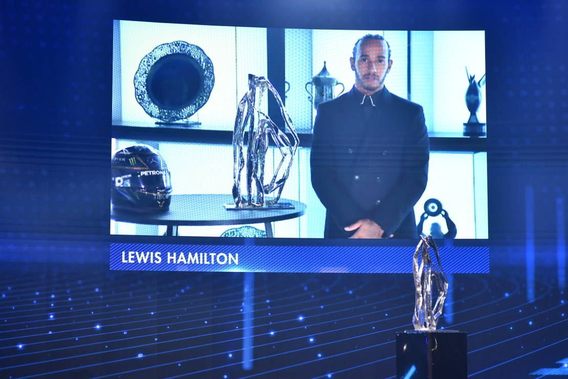 Hamilton FIA 2020