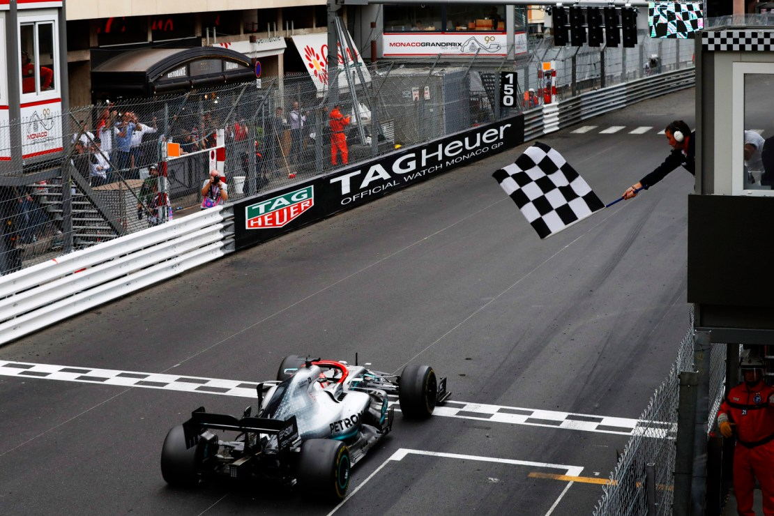 Monaco 2019