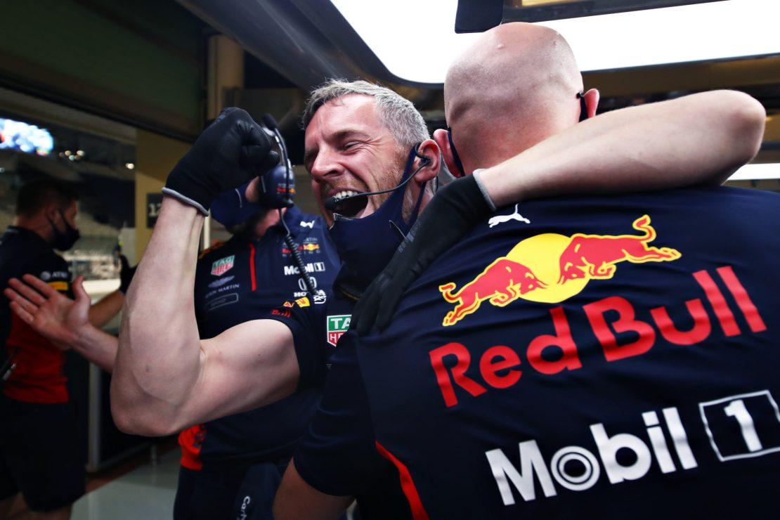 Red Bull - Abu Dhabi 2020